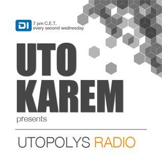 Uto Karem - Utopolys Radio 003 (March 2012)