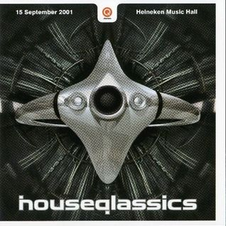 The Stunned Guys @ Houseqlassics (15-09-2001)