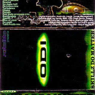 DJ ODI- SKILLZ DO MATTER - GODZILLA  SIDE B