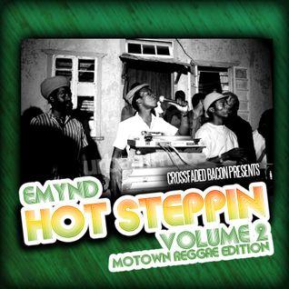 1st & 15th Mixcast Vol 34 - Emynd - Hot Steppin Vol 2 Motown Reggae Edition