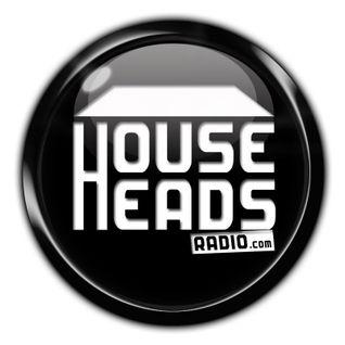 Monday Evening House - Househeads Radio 20th June 2016