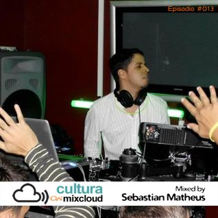Cultura on MixCloud - Mixed by Sebastian Matheus