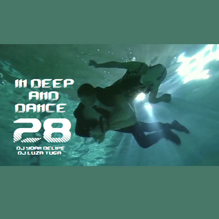 "@LuzaTuga & @YoanDelipe ""In Deep and Dance 28""  (45th Luza Birthday - Pool Party Lisboa Portugal)"