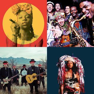 Movimientos SOAS Radio 11/5/16 w/ Family Atlantica, La Dame Blanche, Siba, XIXA +Brazil HipHop focus