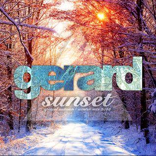 Gerard - Sunset (Special Wintermix 2013)
