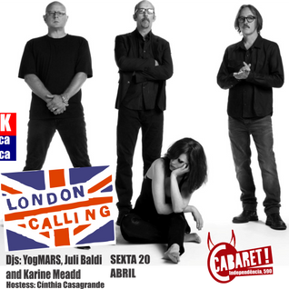 London Calling - Go Baby Go, Go! (abril 2012)