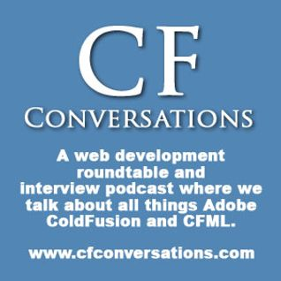 CFConversations 42, Interview 28 - David Stockton of Intergral (FusionReactor)