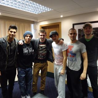The Wanted Interview - 20th February 2012