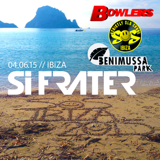 Si Frater - Bowlers - Strictly Old Skool, Benimussa Park, San Antonio, Ibiza 04.06.15 #SOSIBIZA2015