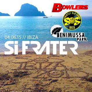 Si Frater - Bowlers - Strictly Old Skool, Benimussa Park, San Antonio, Ibiza 04.06.15 #SOSIBIZA2015
