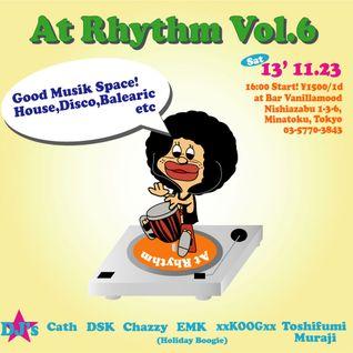 At Rhythm Vol.6 Live Mix
