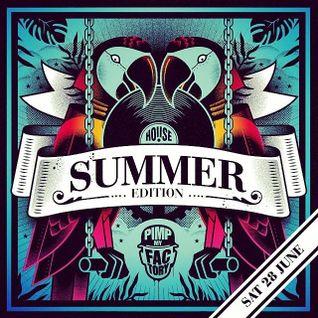 PIMP MY FACTORY - SUMMER EDITION 2014 [ WARMUP by TONEJAY ]