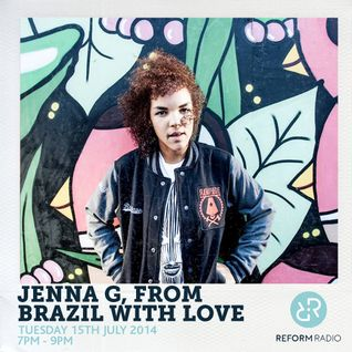 Jenna G, From Brazil With Love