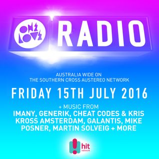 onelove radio 15th July 2016