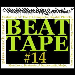 Beat Tape #14 - HipHopPhilosophy.com Radio