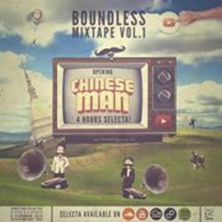 The Sweet Life Society  Present Boundless MIX Vol.1  Opening CHINESE MAN 4 hours SELECTA!