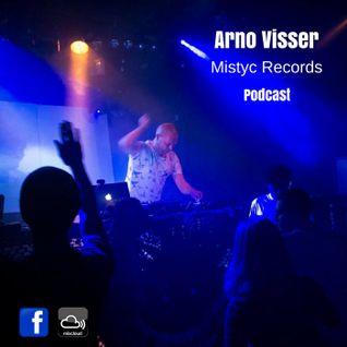 Arno Visser Techno Podcast @Mistyc Records