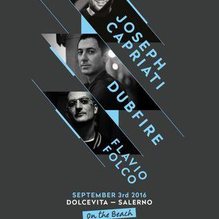 Dubfire - Live @ International Talent, Dolcevita Discoteque (Salerno, IT) - 03.09.2016