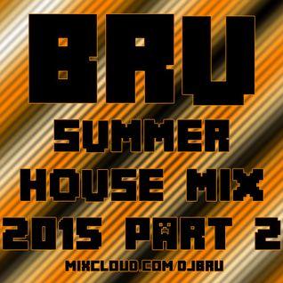 Summer House Mix 2015 Part 2