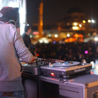 Dj Caner Karakaş - Live Hit's Performans Vol.6