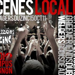 Onirism aux PDZ - Radio Campus Avignon - 15/10/11