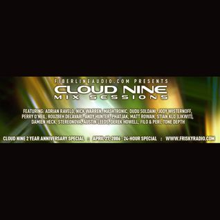 Nick Warren - Cloud Nine 2 Year Anniversary Show, Frisky Radio (27-04-2006)