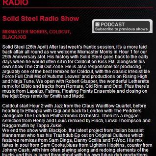 Mixmaster Morris @ NInja Tune Solid Steel Radio show, April 2013