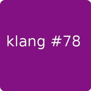 klang#78