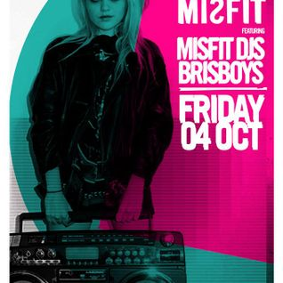 Brisboys - Misfit (Oct 2013)