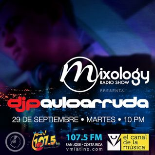 Paulo Arruda at Mixology Radio Show • 107.5 YEAH! (Costa Rica) Sept | 2015