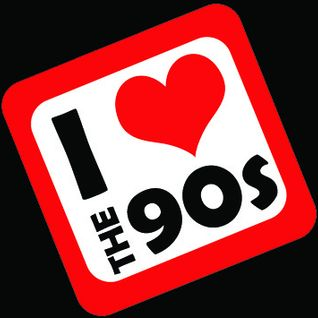 DJ Nuts I Love the 90's mix 2012