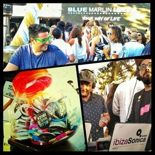 BLUE MARLIN IBIZA - OFFICIAL OPENING PARTY - 25 MAYO 2014