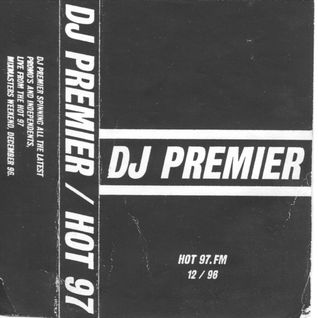 Dj Premier - Hot 97 - Dec 1996