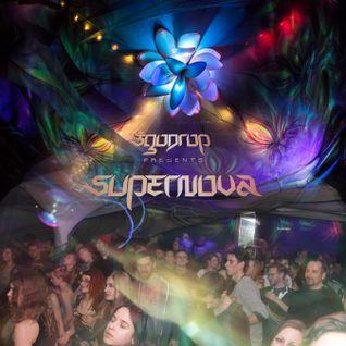 CJ Art @ Egodrop pres. Supernova (Rotunda - Krakow) - Chill/Groove Stage [20-02-2016]
