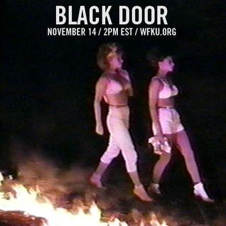 BLACK DOOR - November 14, 2015 | 2 hours of industrial