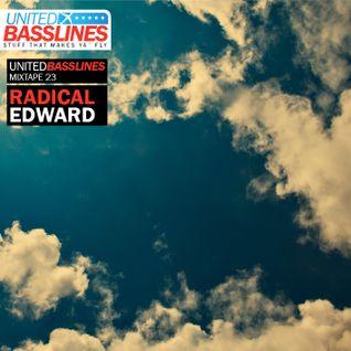 Radical Edward - mix for United Basslines