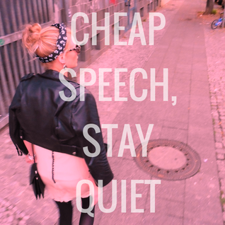 Cheap speech, stay quiet - loungy mix