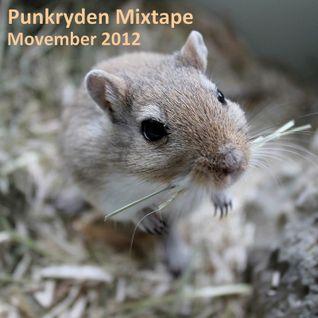Punkryden Mixtape : Movember 2012