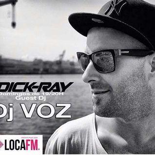 VOZ @ Loca FM podcast - Julio 2016