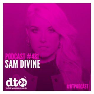 DTP481 - Sam Divine - Datatransmission