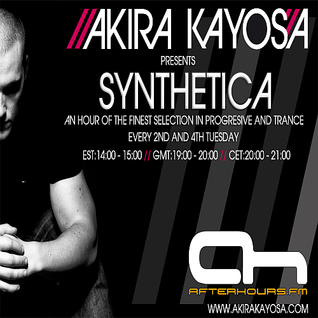 Akira Kayosa - Synthetica_052 11th October 2011