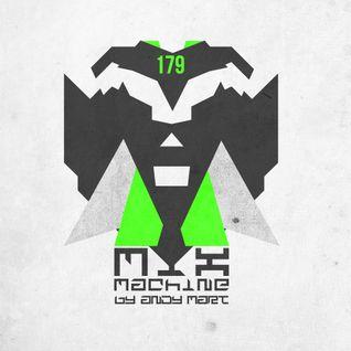 Andy Mart - Mix Machine@DI.FM 179