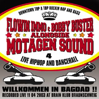 Flowin Immo & Bobby Buster 2003 Live