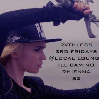 Dj rhienna   RUTHLESS   live set @ the local lounge   april 2013 closing set