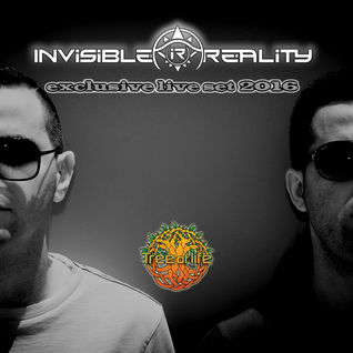 Invisible Reality exclusive Live set 2016 for Tree of life festival