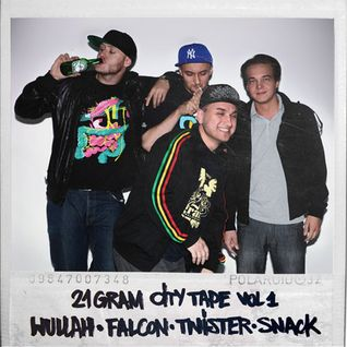 DJ Falcon aka funkyfalc-City Tape vol.1/recorded 9.2009/part of 21Gram Crew MixCD for City Hall Club