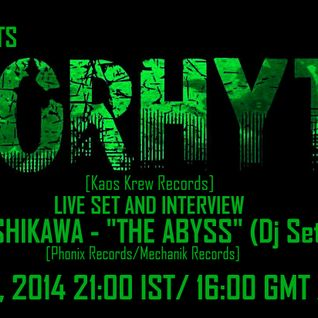Algorhythm [Kaos Krew Records] - Live on Radio Schizoid - June 2014