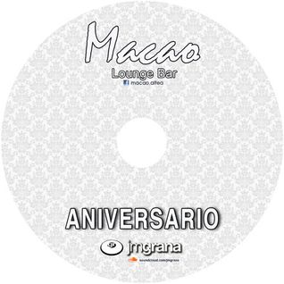Macao Presents 6º Aniversario (29-03-2014) By JM Grana