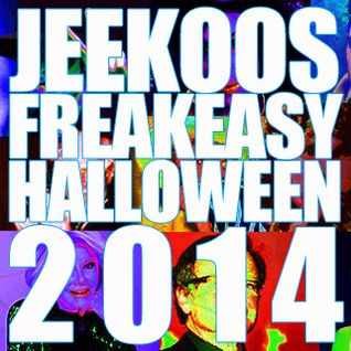 Jeekoos based on a live set @ FreakEasy Halloween, Chicago, 11.01.2014