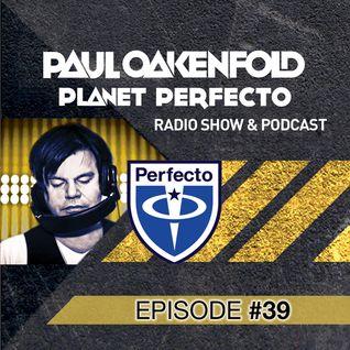 Planet Perfecto Radio Show 39
